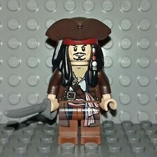 LEGO Pirates of the Caribbean poc011 4195 Captain Jack Sparrow with Tricorne NEW