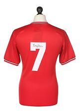 Bryan Robson Signed Shirt Manchester United Autograph Memorabilia Retro Jersey