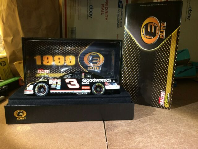 1  24 Action Dale Earnhardt  3 25th Anniversary 1999 Monte