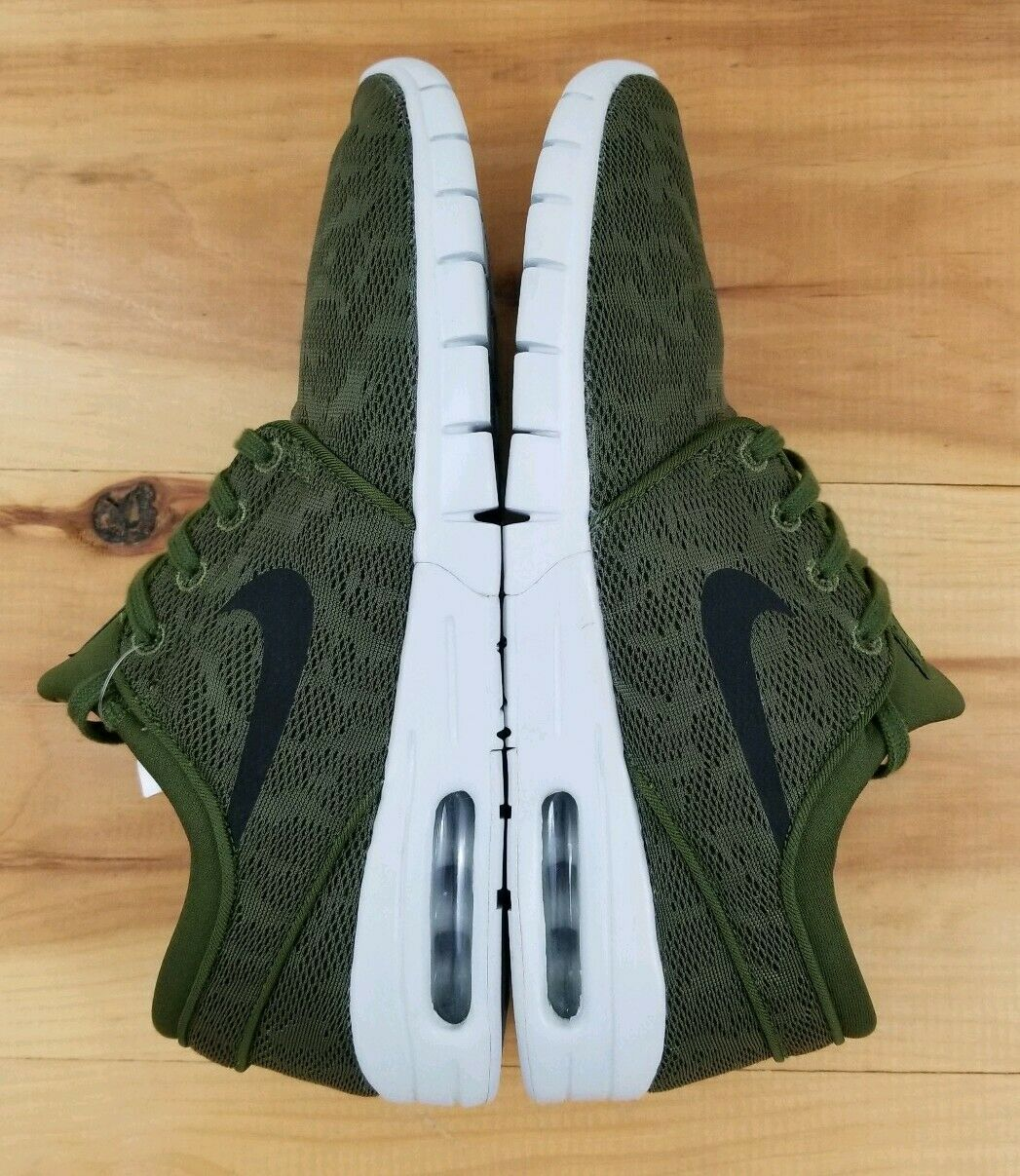 Nike Air SB Stefan Janoski Max Max Max Legion Green 631303-300 Mens Sneaker Size 10 f53c8d