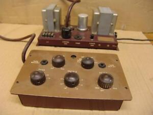 ROGERS-BABY-MONO-amplifier-amp-pre-amplifier