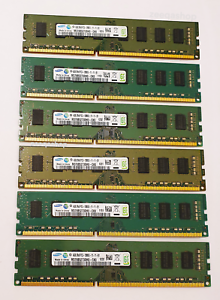 Samsung-4-Go-DDR3-1600-MHz-Desktop-PC-RAM-Memoire-PC3-12800U-240-pin-DIMM-2Rx8