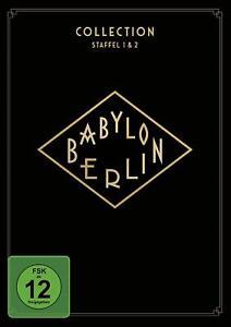 Staffel 1 Babylon Berlin