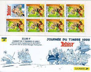 CARNET-N-BC3227-FETE-DU-TIMBRE-1999-NEUF-NON-PLIE-LUXE-ASTERIX-LE-GAULOIS