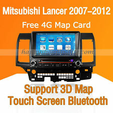 Car Multimedia Player for Mitsubishi Lancer 2007-2012 DVD GPS Navi Radio Stereo