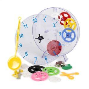 KINDER-LERN-UH<wbr/>R TECHNOLINE MODELL KIDS CLOCK - MEINE ERSTE UHR BAUSATZ KINDERUHR