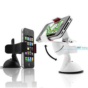 Universal-360-Giratorio-Coche-Parabrisas-Soporte-de-montaje-para-telefono-movil