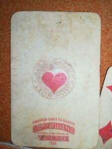 1933-vecchie-carte-da-gioco-con-bollo-da-lire-3-MODIANO-TRIESTE-mazzo-da-36