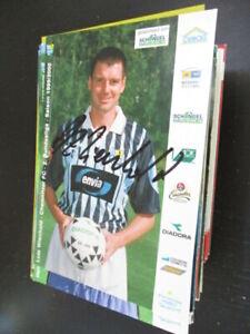90626 Lutz Wienhold Chemnitzer FC original signiert Autogramm Karte