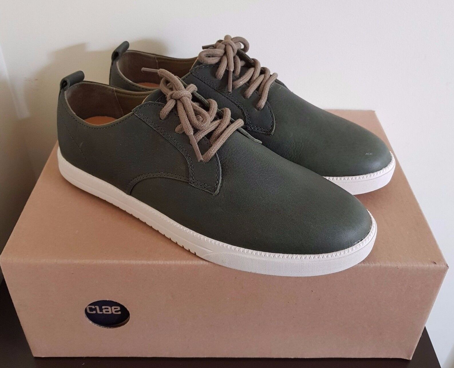 CLAE Ellington Leather men's shoes US 7   (rrp )
