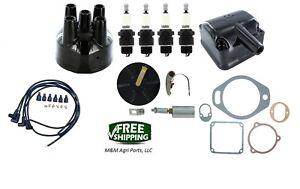 IH-International-Farmall-McCormick-Tractors-H4-Magneto-Rebuild-amp-Tune-up-kit