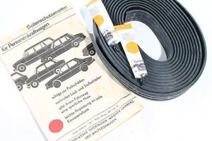 Old-GDR-Side-Protector-Stripes-Impact-Parking-Assistant-Rubber-Boxed