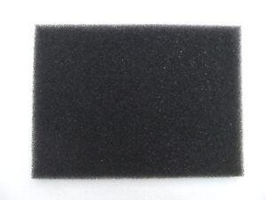 Filter schwammfilter filtermatte wärmepumpentrockner aeg
