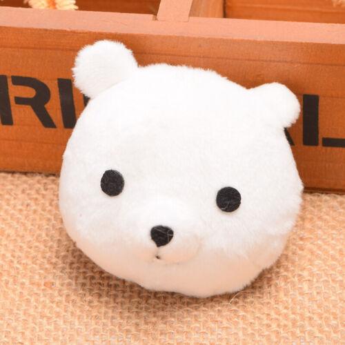 Anime Danganronpa Enoshima Junko Cosplay Bears Hair Clip Casual Hair Accessories