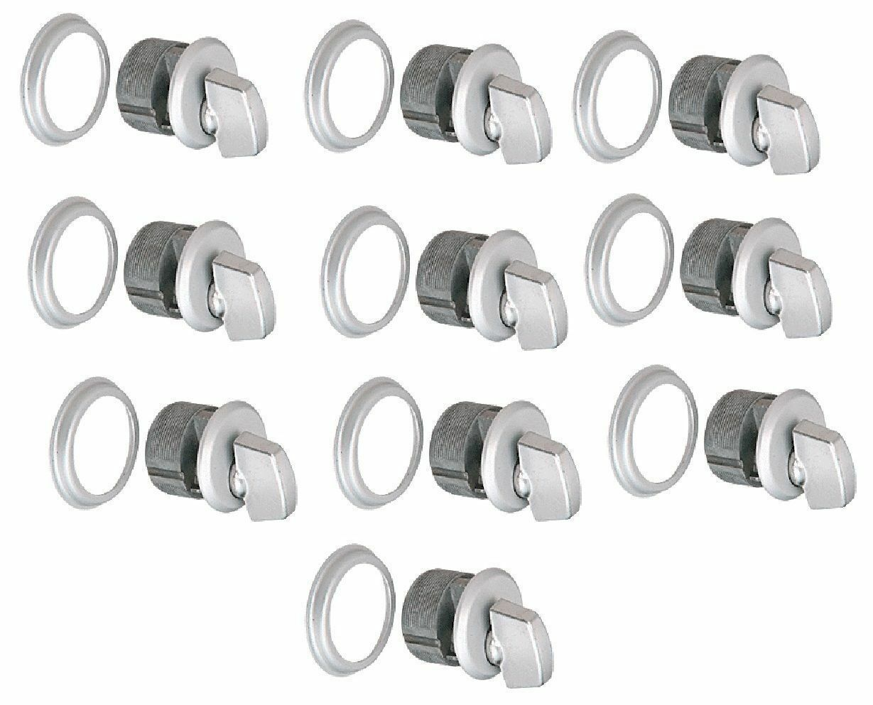 10 ilco thumbturn mortise cylinders 4 adams rite storefront locks