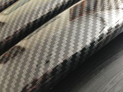 Manija de la puerta de efecto Carbon Cubre Range Rover Sport Descubrimiento Freelander 2 3