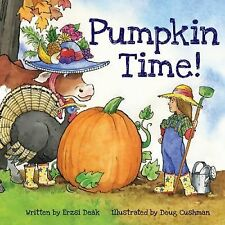 Pumpkin Time!-ExLibrary