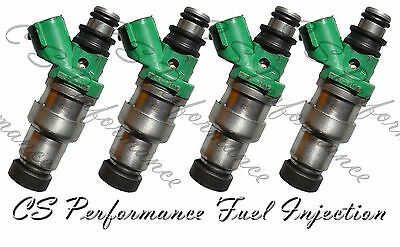 Denso Flow Matched Fuel Injector Set for Toyota 1.5 23250-11110 (4)