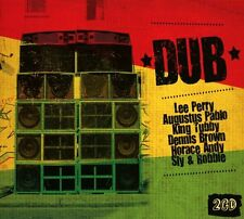 DUB - THE HEAVYWEIGHT REGGAE OF THE 70s - 2 CD BOX SET - GREGORY ISAACS & MORE