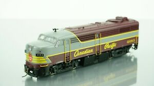 Rapido-FPA-2-Canadian-Pacific-DCC-w-LokSound-HO-scale