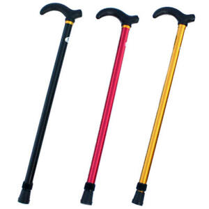 Aluminum-Metal-Walking-Cane-Adjustable-Stick-Easy-Adjustable-Trave