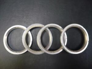 METAL-Spigot-Rings-OZ-Racing-75-60-1-Renault-Toyota-Lexus-alloy-wheels