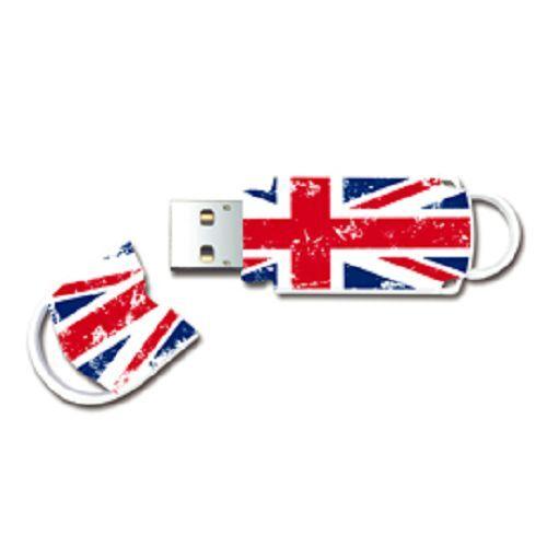 Integral Xpression Art 'Union Jack' 16GB USB 2.0 Flash Drive INFD16GBXPRUNIONJ