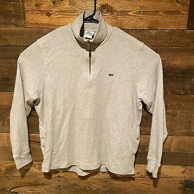 NWT Men/'s Nautica 1//4 Zip Lightweight Pullover//Jacket Zipper Close Front Pocket