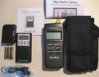 FM AM ~ P-SB7 Spirit EVP Box + Mel Meter EMF GHOST HUNTING METER detector KIT