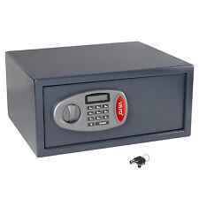 Elektr. Safe Laptop-Tresor mit Display Haussafe Möbeltresor Wandsafe Wandtresor