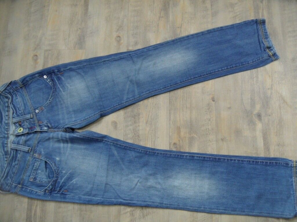 REPLAY coole Jeans WV 510, 032 Gr. 26 32 TOP HL218