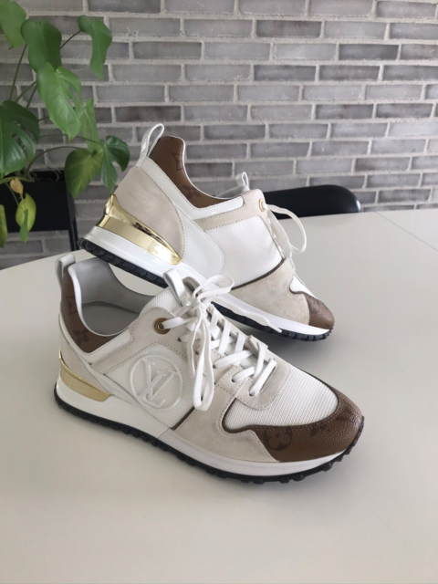 Sneakers, str. 38, Louis Vuitton, Runaway sneakers, købt i…