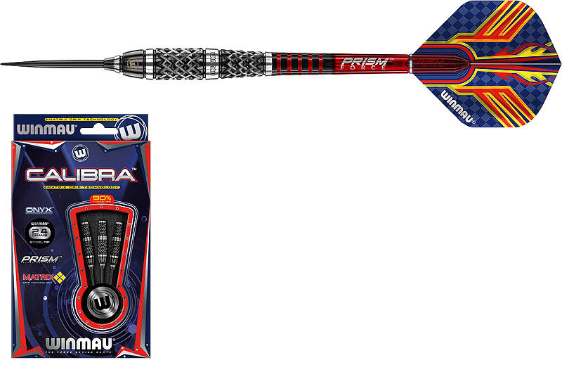 Darts WINMAU Calibra Steeldarts - Dart Set