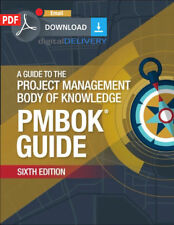 [PDF] PMI PMBOK Guide 6th Edition 2018 + Agile Practice Guide (Email Deivery)