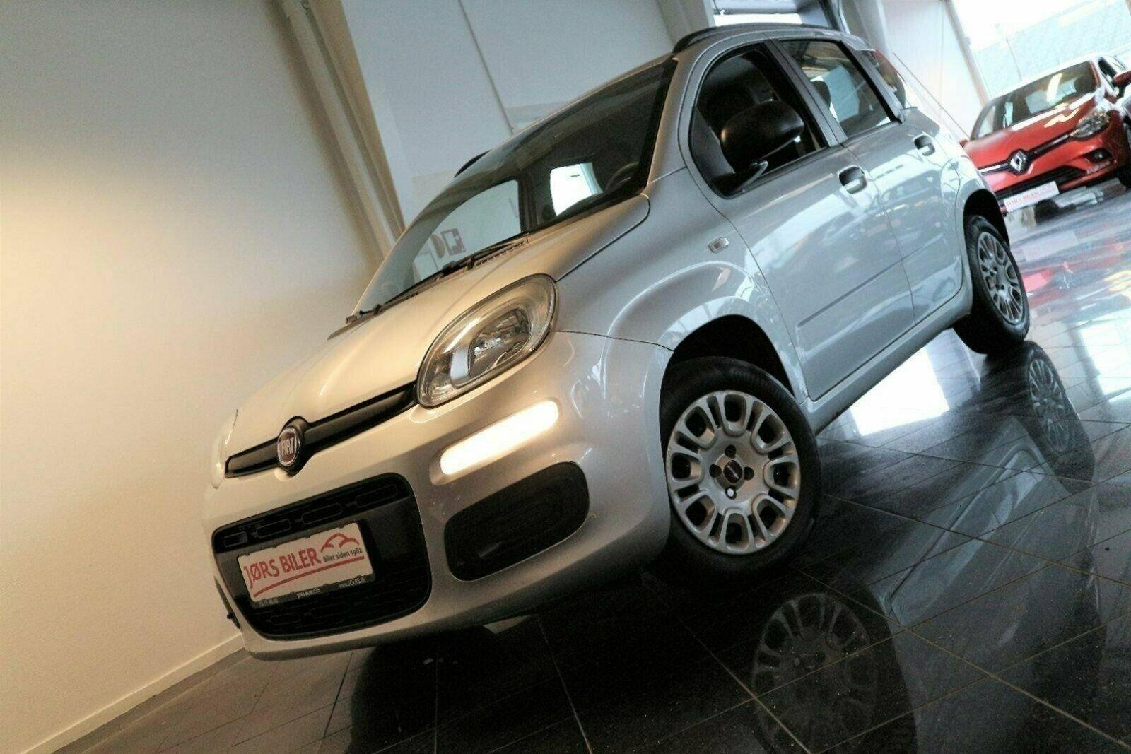 Fiat Panda 0,9 TwinAir 65 Pop 5d - 49.800 kr.