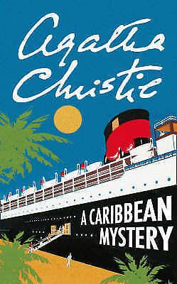 1 of 1 - Very Good, A Caribbean Mystery (Miss Marple), Christie, Agatha, Book