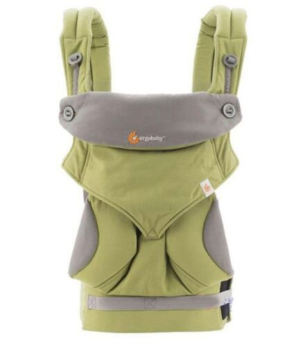 Ergo 360 Four Position Newborn Baby Carrier TRI slings Dusty Infant Backpacks UK