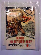 Vietnam War M16 A1 gun Manual Rifle Military parts guide  U S Army Assault