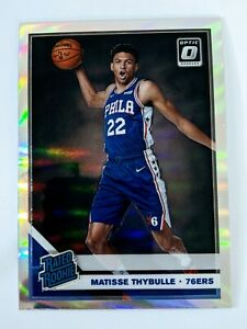2019-20-Optic-Matisse-Thybulle-HOLO-Silver-Prizm-Rookie-Card-RC-76ers