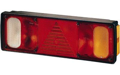 Luz trasera faro trasero luz trasera nuevo Hella p21w derecha tipo 2vp 340 400-121