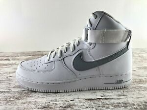 Details about NEW MENS SZ 10 NIKE AIR FORCE 1 HIGH '07 3 (AT4141 100) WHITE