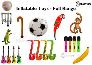 Kids Play Inflatable Children Blow Up Toys Hen Stag Party Fancy Dress Swimming