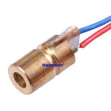 5mW Laser Diode Modul 650nm Rot 3V Laserdiode Strahl fokussierbar einstellbar