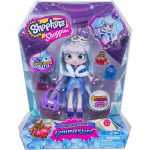 2016 Special Edition Shopkins Shoppies Gemma Stone L1