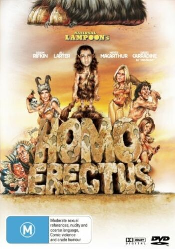 1 of 1 - National Lampoon's Homo Erectus (DVD, 2008)