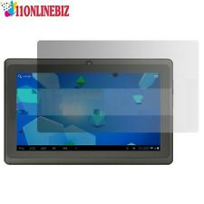"2 x SCREEN PROTECTOR FOR A13 Q88 ALLWINNER 7"" INCH ANDROID TABLET PC APAD EPAD"