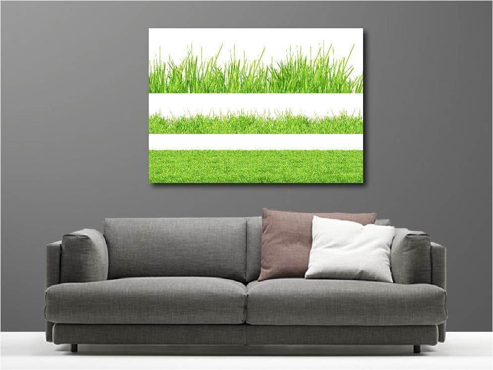 Cuadro pinturas decoración en kit Visto en hierbas ref 60844564