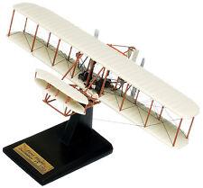 Wright Brothers Flyer Kitty Hawk Desk Top Display Model 1/32 Plane MC Airplane
