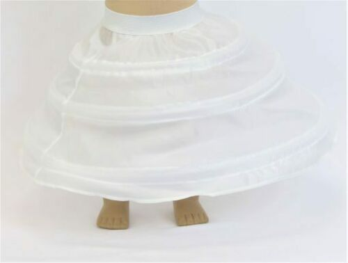 CRINOLINE PETTICOAT FOR 14 IN WELLIE WISHERS AMERICAN GIRL DOLL CLOTHES