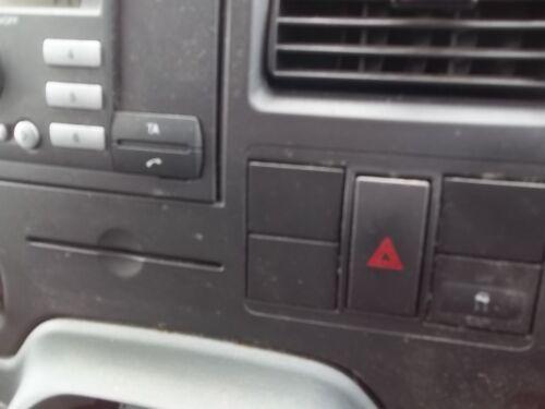 Ford Transit MK7 06-13 Dash Interrupteur Blanc Insert-Genuine FORD part-Neuf